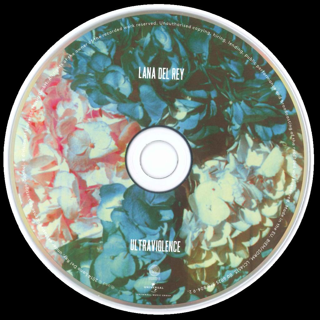 Ultraviolence disk