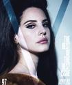 Lana Del Rey pro V Magazine