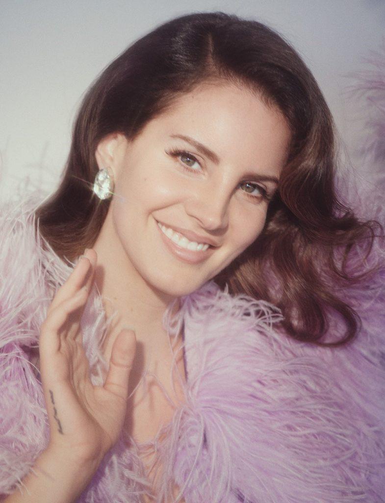 Lana Del Rey pro Dazed