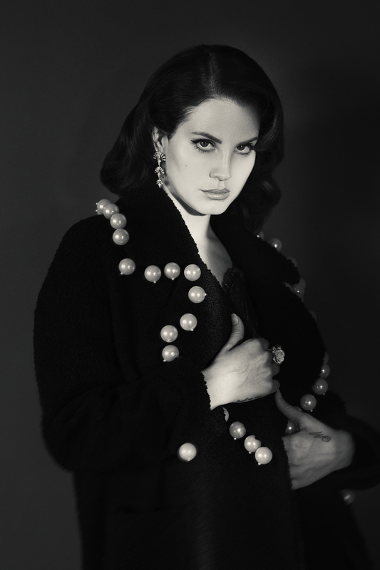 Lana Del Rey pro časopis Complex