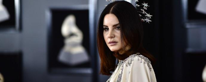 Lana na 60. ročníku cen Grammy
