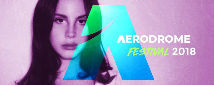Aerodrome Festival promo